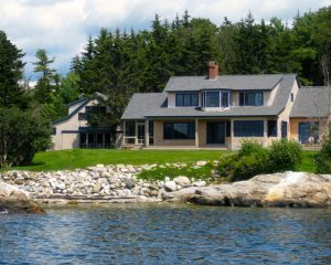 House with a Boathouse