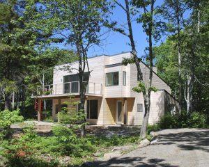 New Harbor House